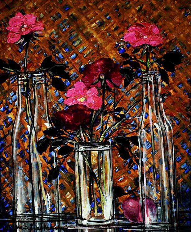 『3本の薔薇』ミッシェル・アンリ/Michel Henry