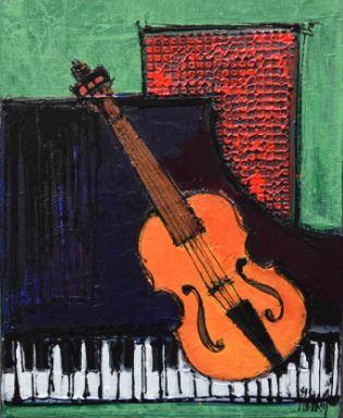 『楽器』ジャン・モワラス/Jean Moiras