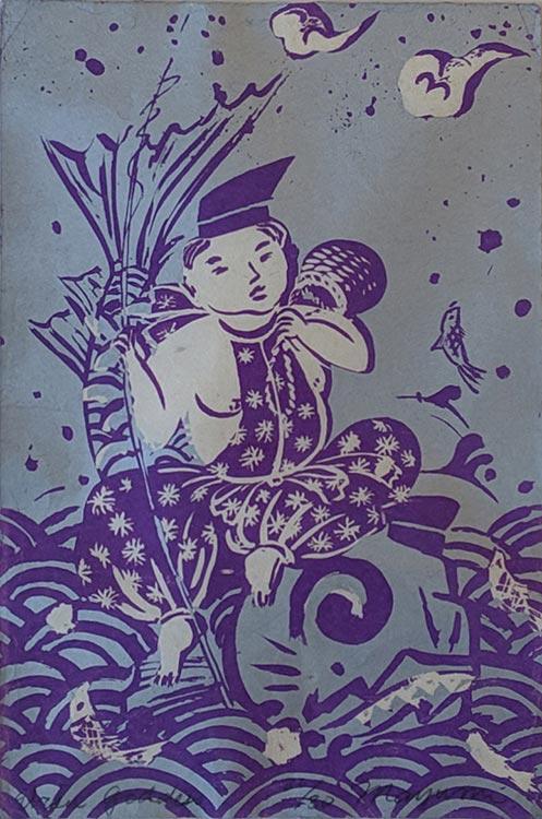 『Ebisu Goddes』小田まゆみ/Oda Mayumi