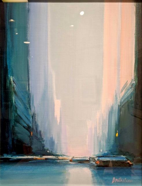 『朝のN.Y.』ピェール・ドートルロー/Pierre Doutreleau