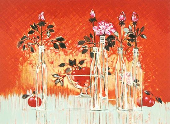 『5本のバラ』ミッシェル・アンリ/Michel Henry