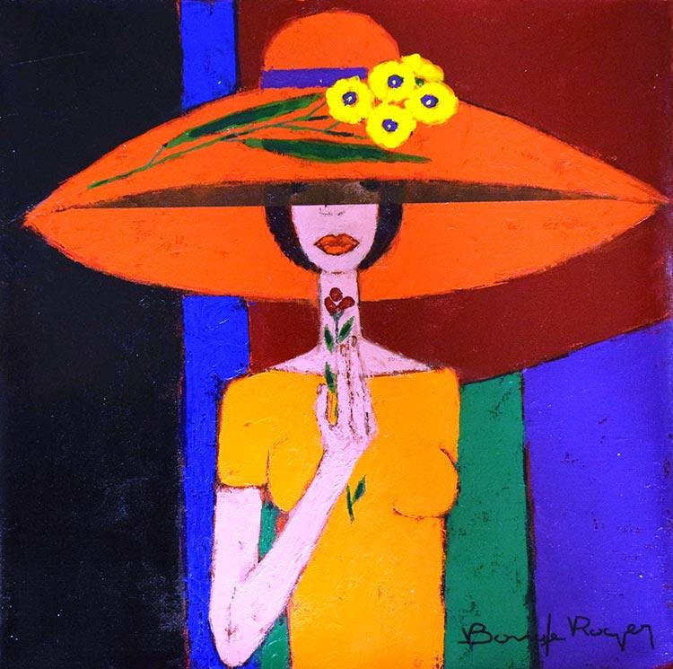 『花の香のパラス』ロジェ・ボナフェ/Roger Bonafe