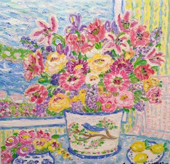 『Inspiration Bouquet』レスリー・セイヤー/Leslie Sayour