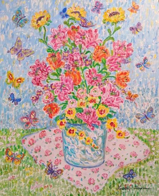 『Butterfly Dance』レスリー・セイヤー/Leslie Sayour