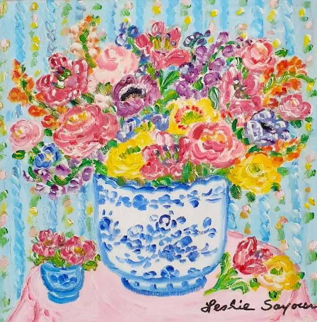 『Mixed Bouquet』レスリー・セイヤー/Leslie Sayour