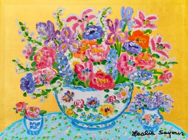 『Fresh Fragrance』レスリー・セイヤー/Leslie Sayour