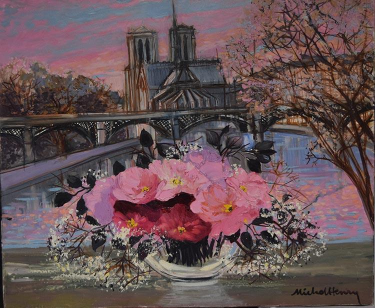 『パリ・ノートルダム大聖堂』ミッシェル・アンリ/Michel Henry