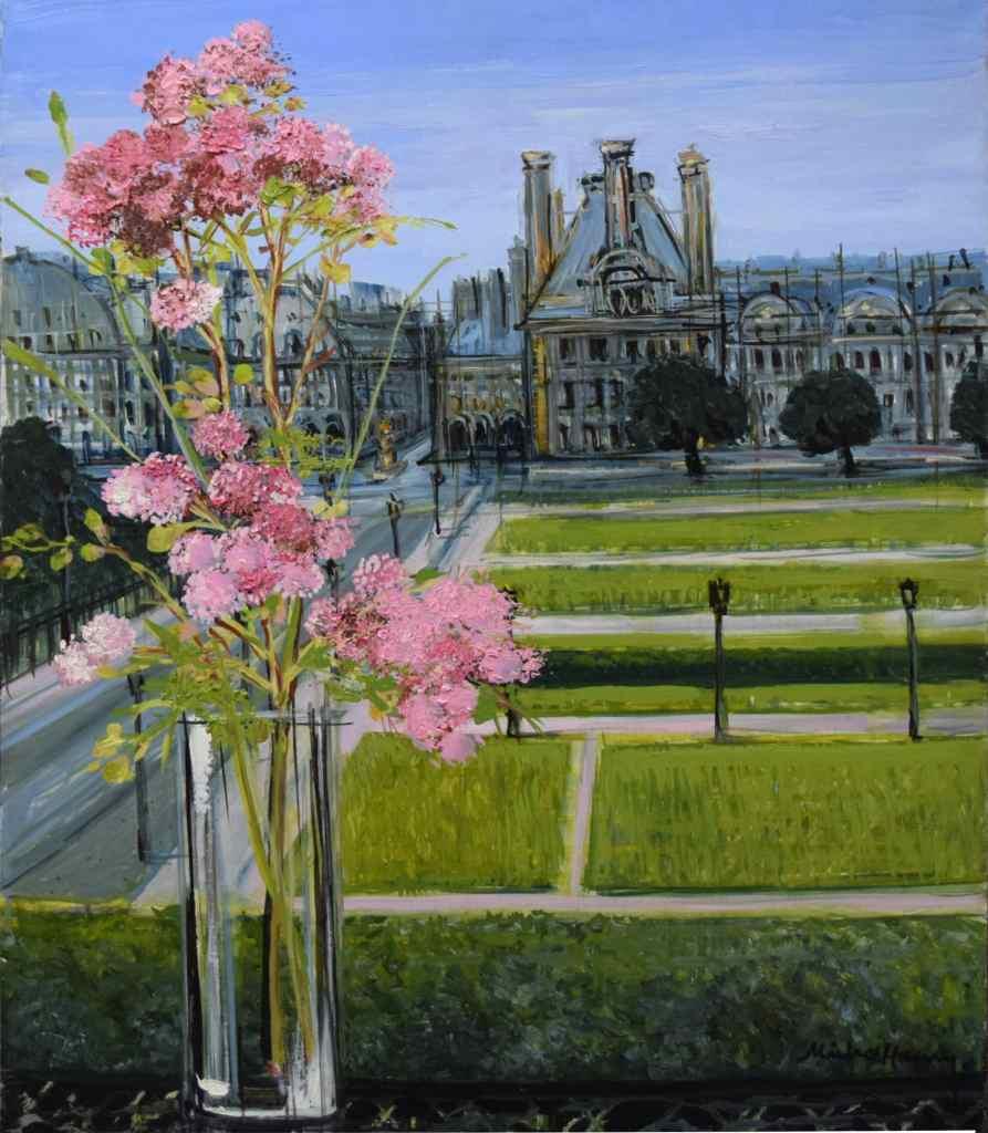 『ルーブル宮殿の春』ミッシェル・アンリ/Michel Henry