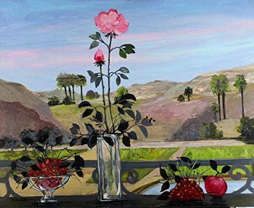 『パームスプリングスの薔薇』ミッシェル・アンリ/Michel Henry