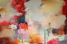 『Red Lotus Pond』ナターシャ・バーンズ/Natasha Barnes