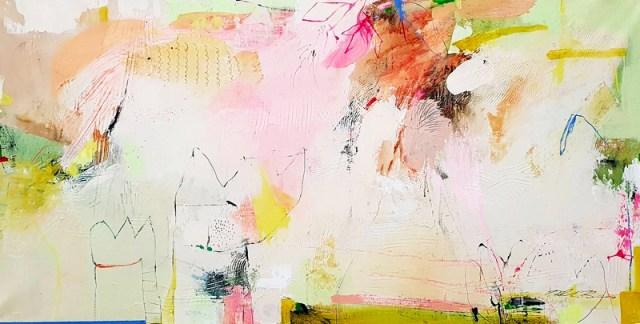 『Duck on golden pond』ナターシャ・バーンズ/Natasha Barnes