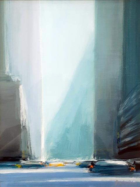 『ニューヨーク』ピェール・ドートルロー/Pierre Doutreleau