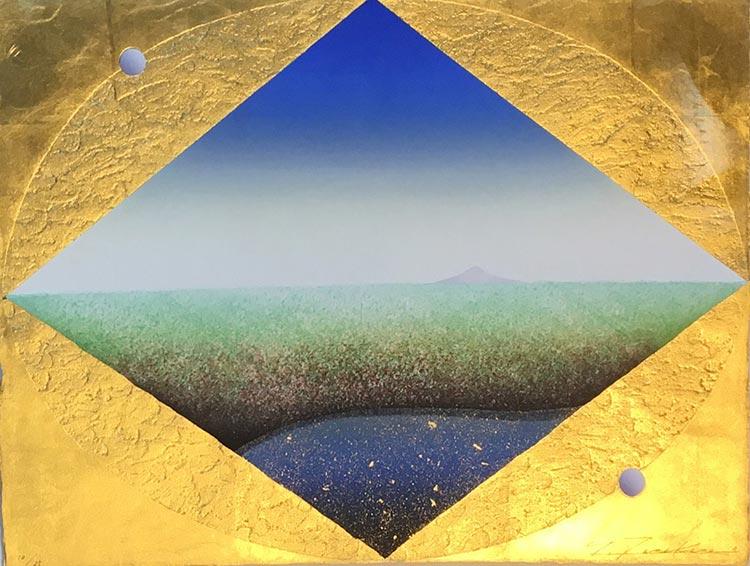 『遠い地平線』爲金義勝/Tamekane Yoshikatsu