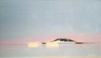 『朝の水平線』ピェール・ドートルロー/Pierre Doutreleau