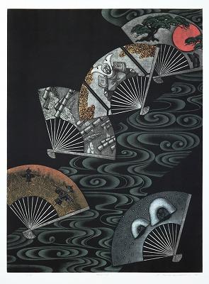 『Flow A』浜西勝則/Hamanishi Katsunori