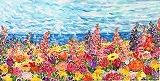 『ガーデンアットサンセット』レスリー・セイヤー/Leslie Sayour